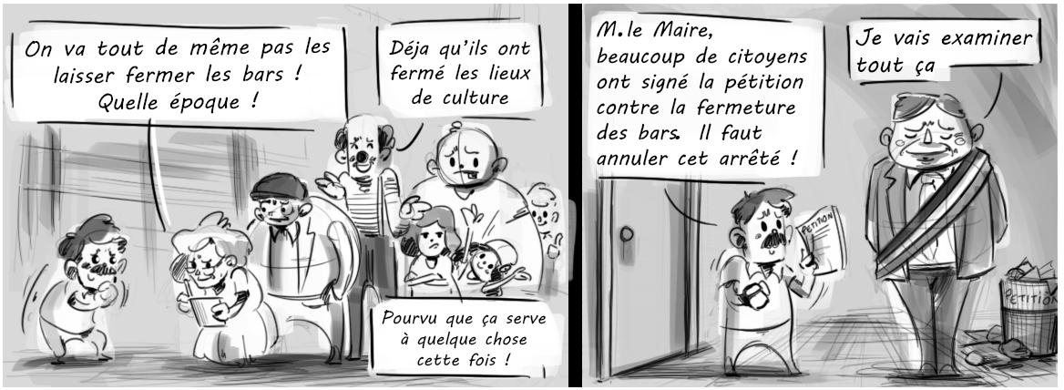 Aidez Monsieur Yakafokon et ses amis à converger pour le RIC en rejoignant https://culture-ric.fr/